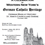 German Mass 2012